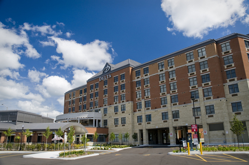 Image of the Delta Hotels Guelph Conference Centre